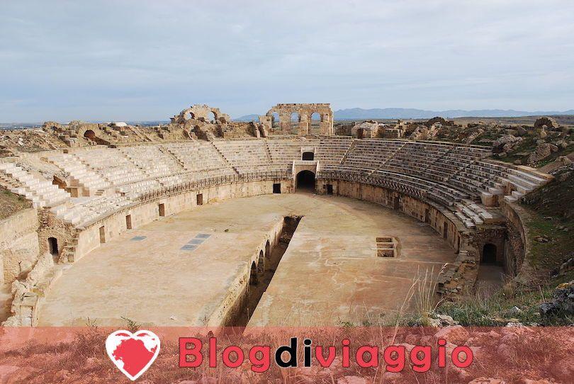 10 famosi anfiteatri romani