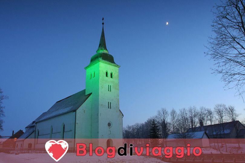 10 Luoghi da visitare in Estonia