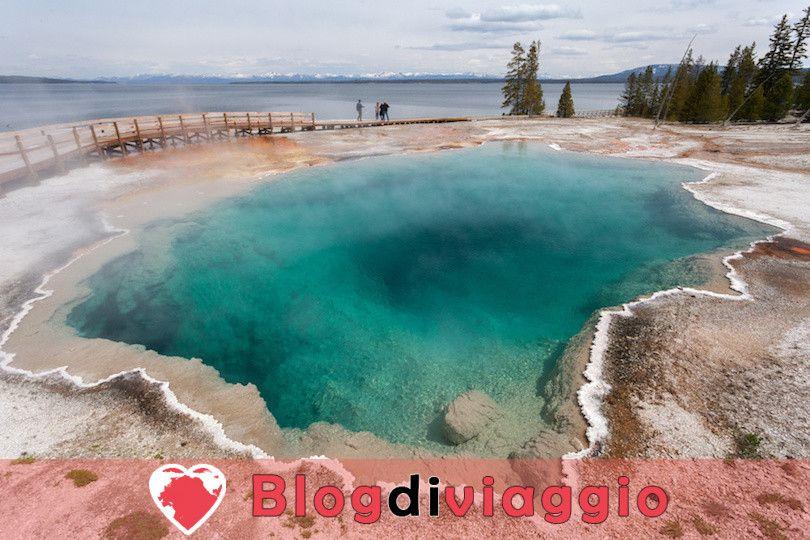 10 Attrazioni principali nel Parco Nazionale di Yellowstone