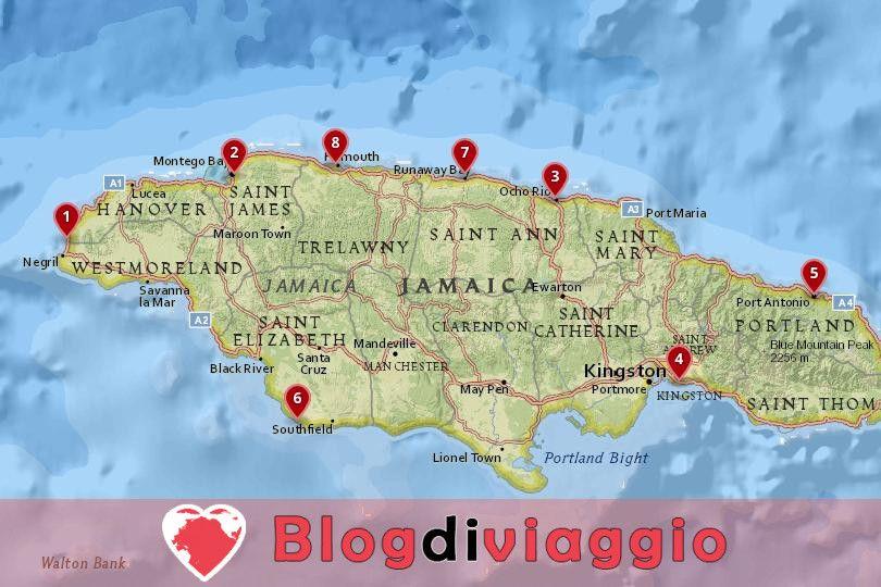 Dove alloggiare in Giamaica: I migliori posti e hotel