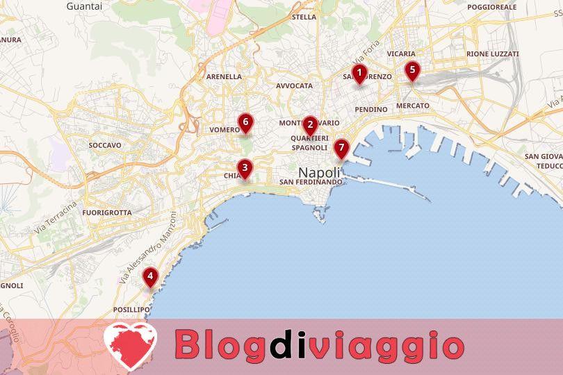Dove alloggiare a Napoli: I migliori quartieri e hotel