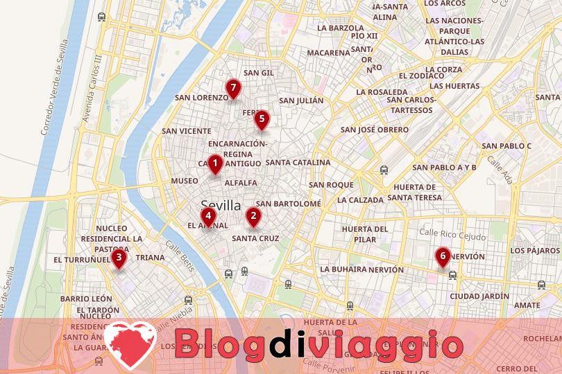 Dove alloggiare a Siviglia: I migliori quartieri e hotel