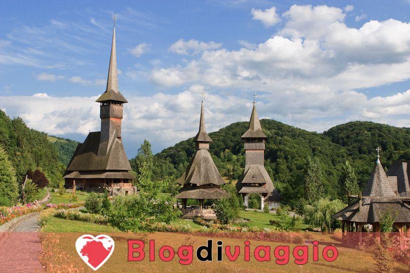 15 Attrazioni turistiche più importanti in Romania
