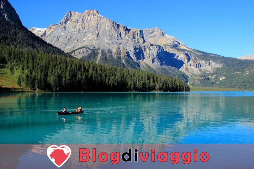 10 Parchi Nazionali più belli del Canada
