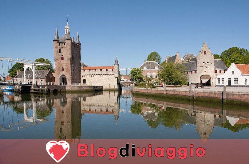 10 Le più affascinanti piccole città in Olanda